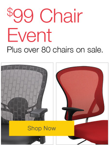 $99 Chair Event.