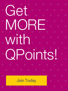 Get MORE with QPoints!