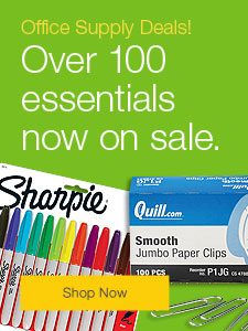 Office Supply Deals Over 100 Essentials Now On