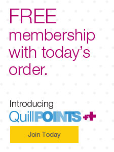 FREE membership with today's order.