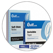 office supplies, ink, toner and office furniture | quill