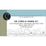 Medical Arts Press® Medical Full-Color Appointment Cards; Heart in Circle