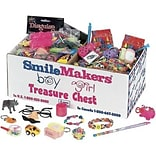 Smilemakers® Treasure Chests; Girl/Boy Refill