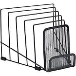 Quill Black Mesh Vertical Stepsorter