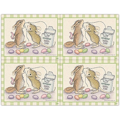 House-Mouse Designs® Laser Postcards; Great Friend