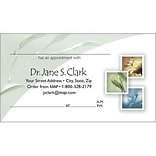 Medical Arts Press® Full-Color Appointment Cards; Blade of Grass
