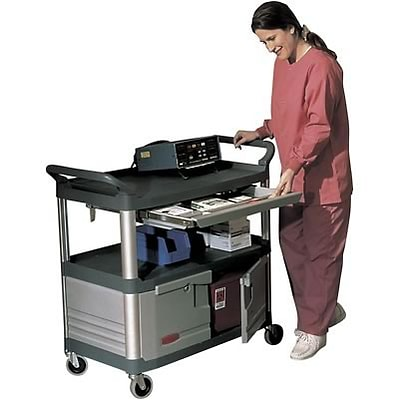 Rubbermaid® Instrument Cart