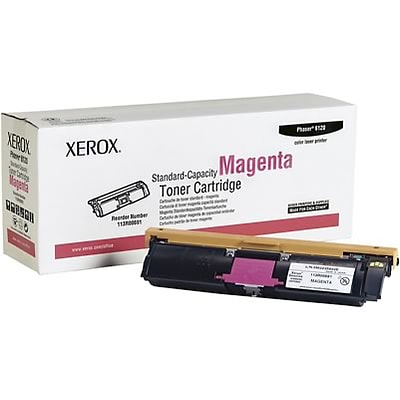 Xerox® 113R00691 Laser Toner Cartridge for Phaser 6120; Magenta