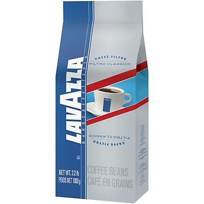 Lavazza® Coffee; Filtro Classico, Ground, 2.25oz. Fraction Packs, 30/Case