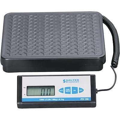 Brecknell® PS150 Portable Bench Scale; Up to 150lb. Capacity