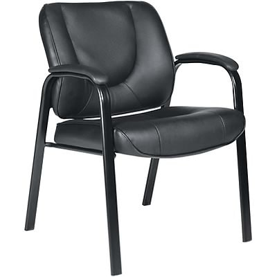 Global® Matic Leather Armchair