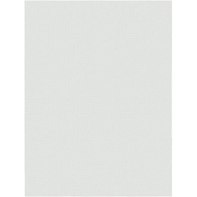 Classic® Linen Non-personalized 2nd Sheet Letterhead; 24 lb., Grey