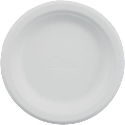 Chinet® Classic Small Paper Plates; Standard, 6 Diameter, 1000/Case