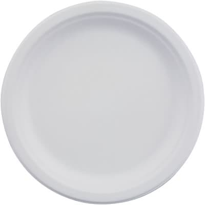 Chinet® Classic Paper Plates; Standard, 10-1/2 Diameter, 500/Case