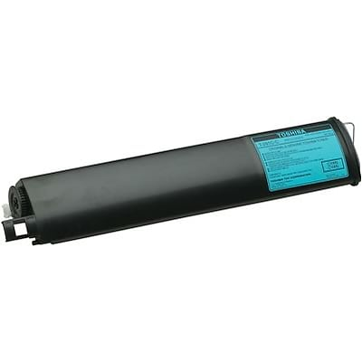 Toshiba® T281CC Copier Toner Cartridge for E-Studio 281C, 351C, 451C; Cyan