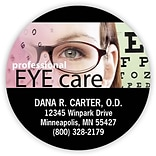 Medical Arts Press® Eye Care Die-Cut Magnets; Professional Eye Care