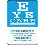 Medical Arts Press® Color Choice Stickies™; Eye Care