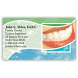 Medical Arts Press® Cosmetic Dentistry Business Card Magnets; Inspirational