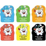 Medical Arts Press® Dental Die-Cut Magnets; 2-1/2x3, Tooth Guy, Assorted Pack