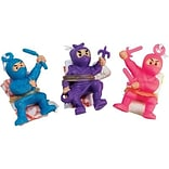SmileMakers®Toys; Ninja Paratroopers