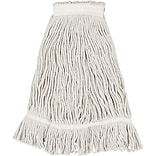 Loop Web/Tailband Value Cotton Mop Head