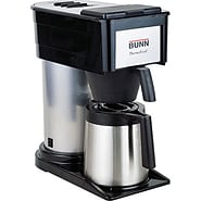 Bunn-O-Matic® ThermoFresh® 10-Cup Brewer Bundle