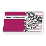 Medical Arts Press® Fold Over Medical Cards; Appointment