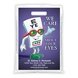 Medical Arts Press® Eye Care Personalized Full-Color Bags; 9x13, About Your Eyes