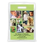 Medical Arts Press® Veterinary Personalized Full-Color Bags; 11x15, Animal Photo