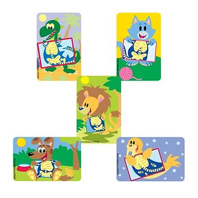 Smilemakers® Assorted Stickers; Glowing X-Ray