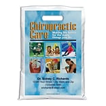 Medical Arts Press® Chiropractic Personalized Full-Color Bags; 9x13, Running