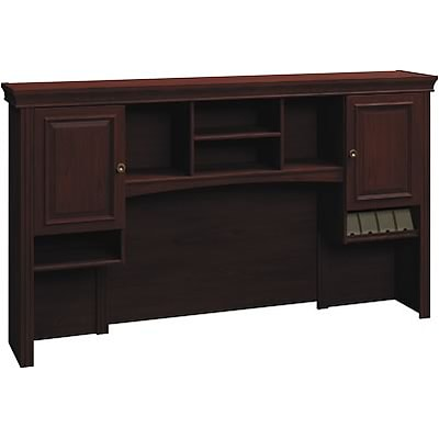 Bush® Syndicate in Harvest Cherry; 72 Hutch, Ready-to-Assemble