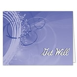 Medical Arts Press® Get Well Cards; Traditional, Personalized