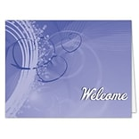Medical Arts Press® Traditional Note Cards; Welcome,  Blank Inside
