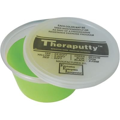 Cando® Theraputty™ 1Lb Green Medium