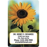 Medical Arts Press® 2x3 Glossy Full-Color Generic Magnets; Sunflower