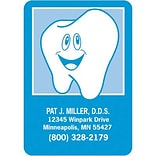 Medical Arts Press® Color Choice Stickies™; Large Tooth