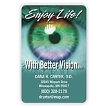 Medical Arts Press® Full Color 2x3 Stickies™; Enjoy Vision