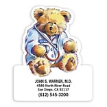 Medical Arts Press® Die-Cut Stickies™; Teddy Bear Dr.