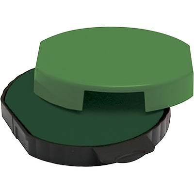 Self-Inking Stamp Replacement Pad for T5415; Green