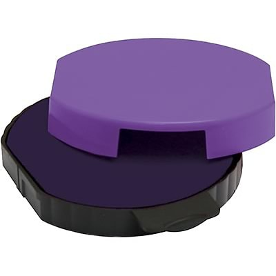 Self-Inking Stamp Replacement Pad for T5415; Violet