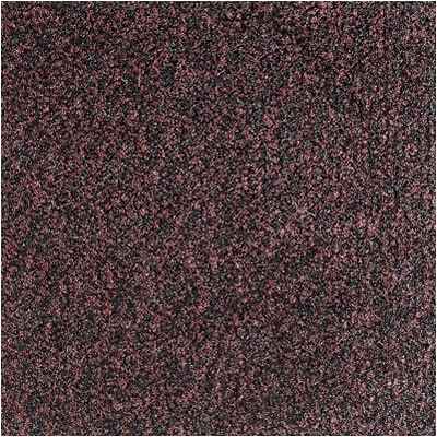Crown® Dust-Star™ Wiper Entrance Mat, 3x5, Olefin, Red