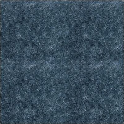 Crown® EcoPlus™ Scraper/Wiper Entrance Mat; 24x35, Polyester, Blue