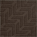 EcoPlus Wiper Entry Mat 35x59 Walnut