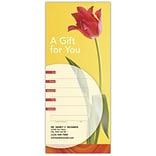 Medical Arts Press® Gift Certificates; Red Flower