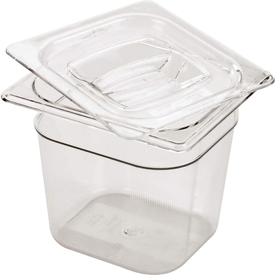 Rubbermaid® Cold Food Pan, 1-2/3qt.
