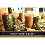 Medical Arts Press® Standard 4x6 Postcards; Happy Thanksgiving