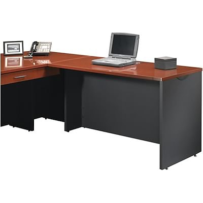 Sauder® Via Contemporary Office Collection; Desk Return