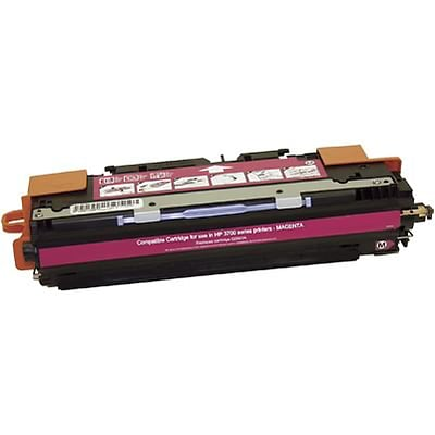 Quill Brand® HP 311 Remanufactured Magenta Laser Toner Cartridge, Standard Yield (Q2683A) (Lifetime Warranty)