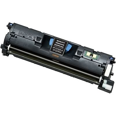 Quill Brand Remanufactured HP 121/122A Black Standard Laser Toner Cartridge  (7433A005) (100% Satisfaction Guaranteed)